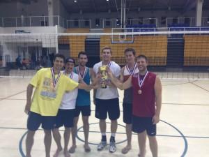 2013 UVI - M-Alumni Champs
