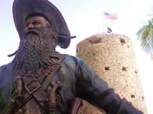 Black Beard's Castle