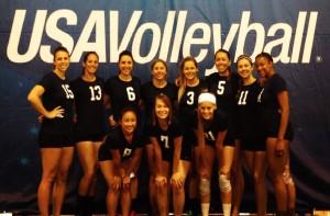 2014 Phoenix - Women's Alumni 2